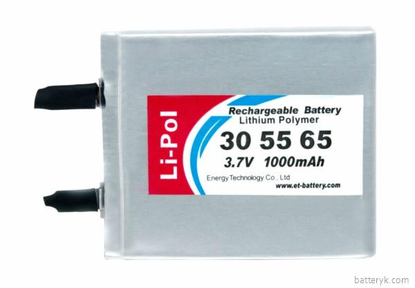 Li-pol аккумулятор