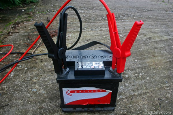 Зарядка необслуживаемого аккумулятора