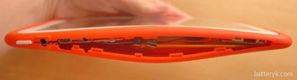 Вздулась батарея планшета