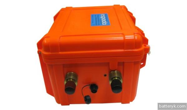 Тяговые литий ионные аккумуляторы 12 вольт для лодочного мотора