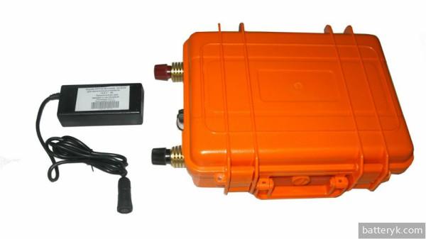 АКБ для лодочного мотора
