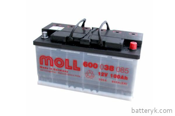 АКБ Moll