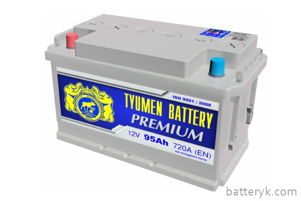 Аккумулятор Tyumen Battery Premium