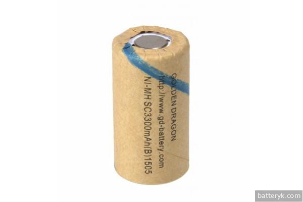 Никель-металлгидридная батарейка