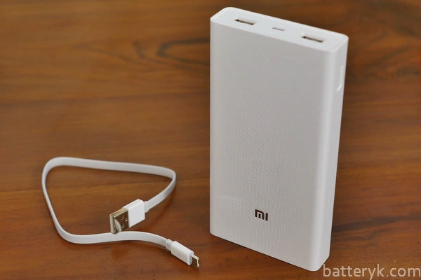 Xiaomi Power Bank 2 20 000
