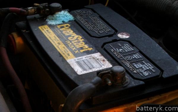 Старая батарея