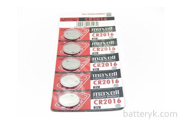 Батарейки Maxwell