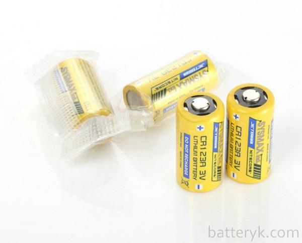 Желтые батарейки