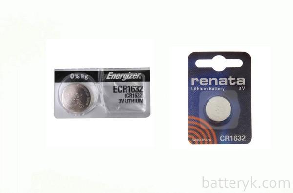 ECR1632 и CR1632