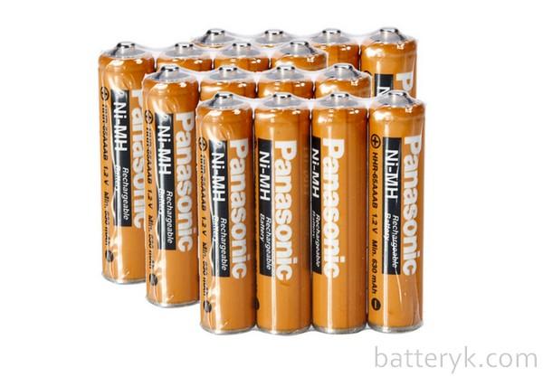 Перезаряжаемые батарейки