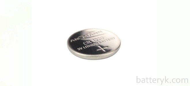 Миниатюра к статье Характеристики батареек CR1220