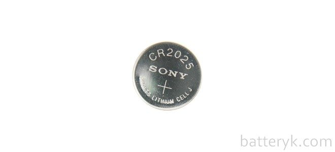 Миниатюра к статье Характеристика батарейки CR2025