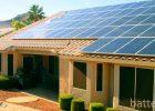 Миниатюра к статье Солнечные батареи для дома: важные моменты