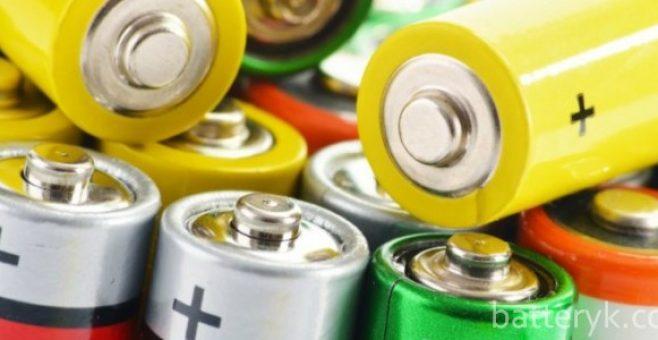 Миниатюра к статье Устройство и особенности щелочных батареек