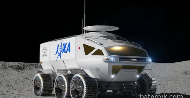 Миниатюра к статье Toyota готовится представить новый лунный вездеход