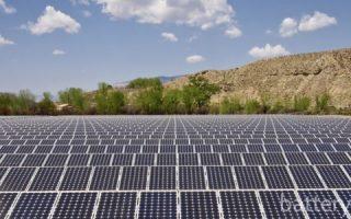 Миниатюра к статье Солнечные батареи для промышленных объектов