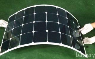 Миниатюра к статье Отличия гибких солнечных панелей от жестких, их плюсы и минусы