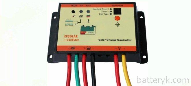 Миниатюра к статье Принцип работы и виды контроллеров заряда для солнечных батарей