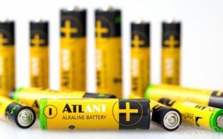 Миниатюра к статье Отличительные черты алкалиновых батареек