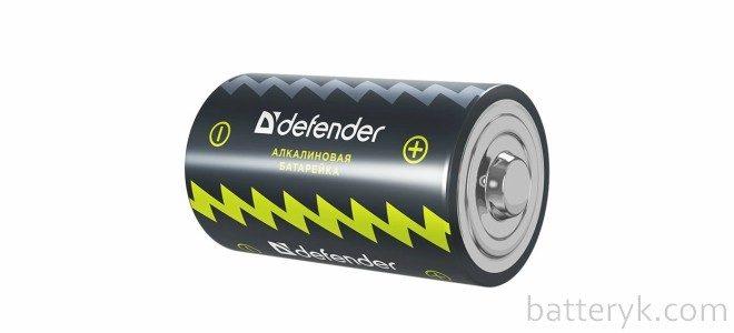 Миниатюра к статье Характеристики батарейки LR20
