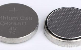 Миниатюра к статье Что из себя представляет батарейка СR2450