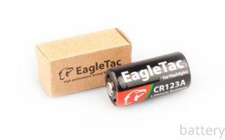 Миниатюра к статье Характеристики литиевой батарейки CR123A