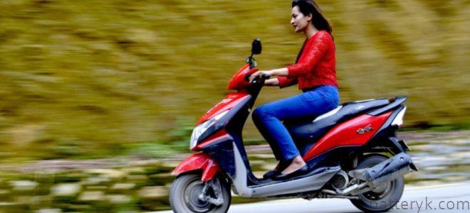 Миниатюра к статье Можно ли завести скутер без аккумулятора?