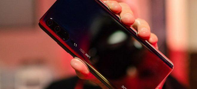 Миниатюра к статье Компания Huawei представила новые смартфоны P30 и P30 Pro