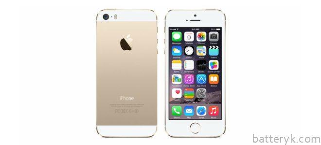 Миниатюра к статье Как поменять аккумулятор на iPhone 5S и других «пятерках»?