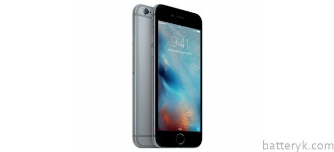 Миниатюра к статье О замене аккумуляторов на iPhone 6, 6S, 6 Plus и 6S Plus