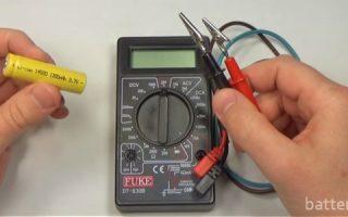 Миниатюра к статье Измерение реальной емкости аккумулятора мультиметром и другими приборами