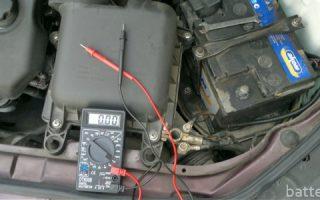 Миниатюра к статье Таблица уровня заряда аккумулятора автомобиля по напряжению