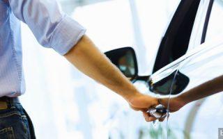 Миниатюра к статье Как попасть в машину, если сел аккумулятор?