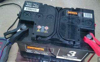 Миниатюра к статье Как правильно заряжать аккумулятор автомобиля зарядным устройством