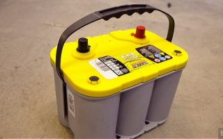Миниатюра к статье Восстанавливаем гелевый аккумулятор