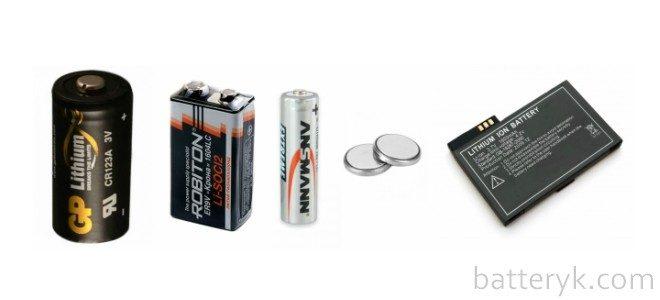 Миниатюра к статье Характеристики и достоинства литий-ионных батареек