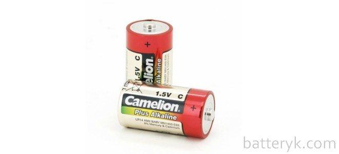 Миниатюра к статье О батарейках LR14