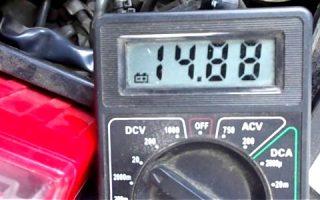 Миниатюра к статье Причины и последствия перезаряда аккумулятора