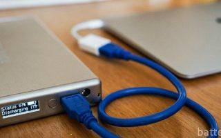 Миниатюра к статье Можно ли зарядить ноутбук через power bank?