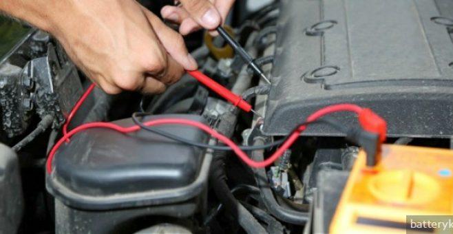 Миниатюра к статье Используем мультиметр для измерения заряда автомобильной АКБ