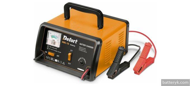 ремонт зарядных устройств для автомобильных аккумуляторов