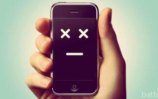 Миниатюра к статье Почему телефон не включается после замены аккумулятора?