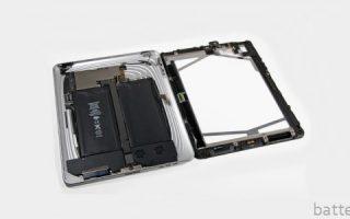 Миниатюра к статье Как заменить аккумулятор iPad 2 и прочих планшетов Apple