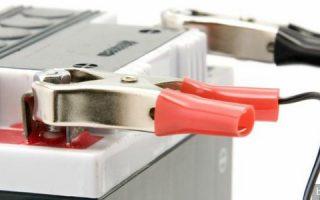 Миниатюра к статье Особенности зарядки аккумулятора автомобиля в домашних условиях