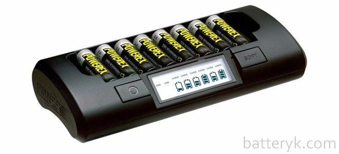 Миниатюра к статье Виды и рейтинг зарядных устройств для батареек